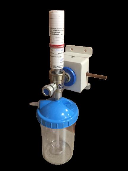 Система клапанная медицинская кислородная одиночная СКМ-01