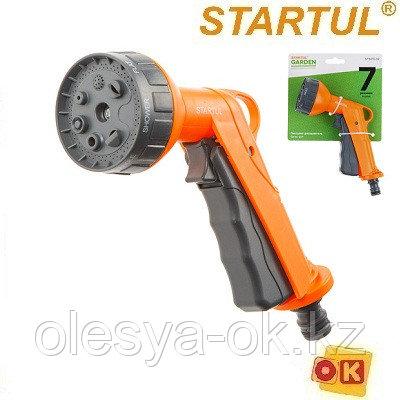 Пистолет-распылитель 7-режимов STARTUL GARDEN (ST6010-02), фото 2