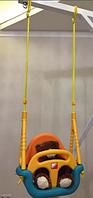 Качели подвесные Малыш 3 в 1 EDU PLAY