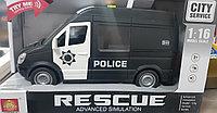 Машинка полицейская музыкальная 20 см