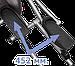 Эллиптический эргометр OXYGEN EX-45FD HRC+, фото 6