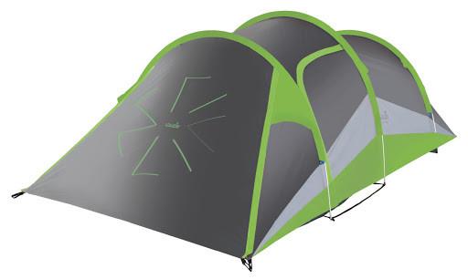 Палатка NORFIN Мод. SALMON 3 ALU NF