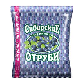 Отруби-Д с черникой 200 гр.