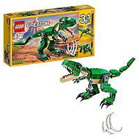 LEGO Creator конструктор 3 в 1 Грозный динозавр 31058, фото 1