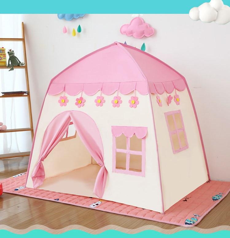 Летний Детский домик для детей для природы игровой домик принцессы, домик игровая Алматы
