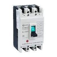 Выключатель автоматический ВА-99МL, 3P, 63/25A, 15kA_EKF Basic