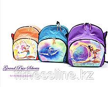 Рюкзаки для художественной гимнастики с рисунком сублимацией