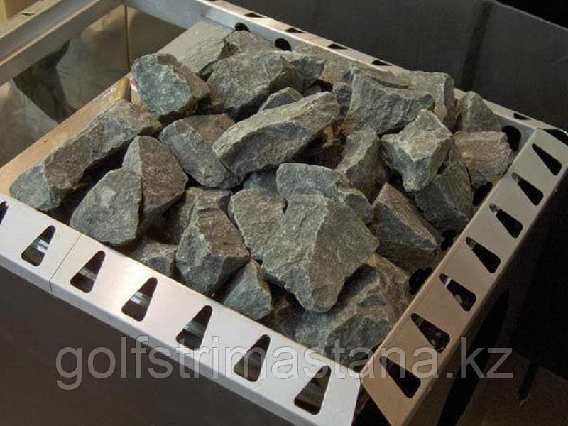 Камни для каменок, Габбро-диабаз, 20 кг