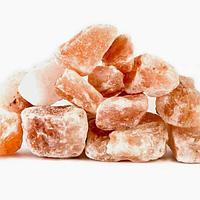 Камни для каменок, Гималайская соль, колотая, ведро 5 кг