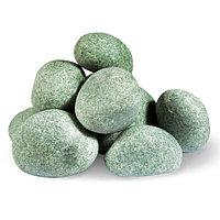 Камни для каменок, Жадеит шлифованный, 20 кг