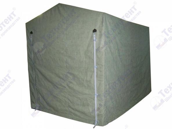 Палатка сварщика 2,5х2,5 м, Брезент