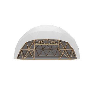 Сферический шатер диаметр 20 м