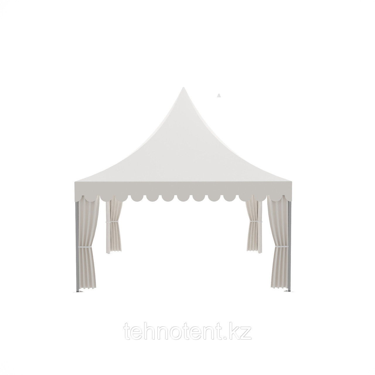 Шатер пагода 4х4 м