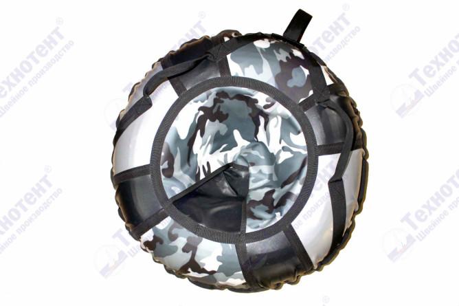 Тюбинг (ватрушка) камуфляж 1
