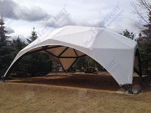 Деревянный шатёр