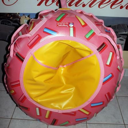 Тюбинг (ватрушка) Пончик