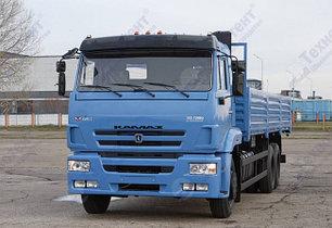 Тент на КамАЗ 65117 01 европлатформа