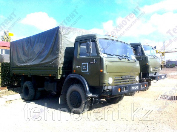 Тент на КамАЗ 43505 (8287-8508020-82)