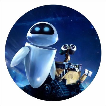 "Ледянка мягкая диаметр 45см ""Роботы"""