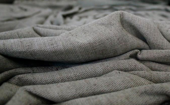 Ткань брезент 11292 ОП, огнеупорный, ширина 0,9 м, на отрез