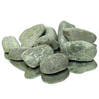 Камни для каменок, Жадеит галтованный (мелкая фракция), 20 кг
