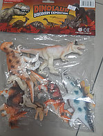 Набор животных динозавры