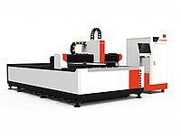 Оптоволоконный лазерный станок по металлу XTC-F1530H/2000 Raycus