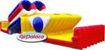 Бинокль - надувная полоса препятствий 8,5*3,2*3,1 м