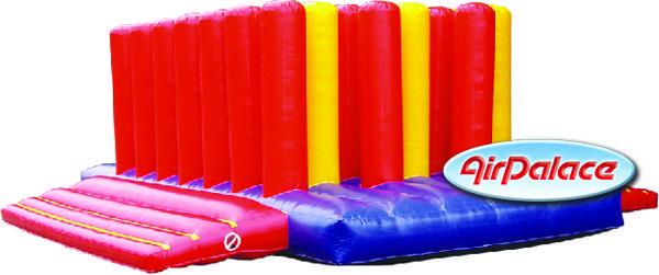 Частокол - полоса препятствий для спортивных игр 4,5*3,3*2 м