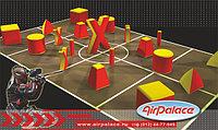 Мягкий набор для пейнтбола Азарт-19 2м+3 м