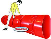 Труба для прыжков для спортивных игр 3 м, диаметр 0,6 м