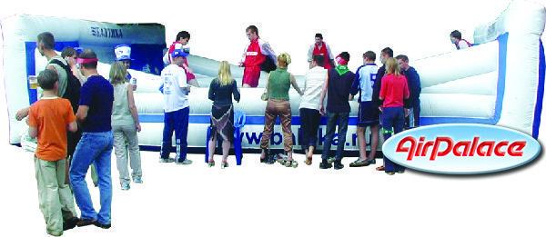 Банджи-бол - спортивный аттракцион 9*7*2,2 м