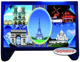 Мобильный экран надувной - гарантия качества 1,6*4,0*2,8 м