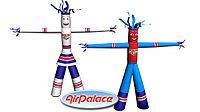 Девочка Аэромен - пляшущая динамическая фигура 6 м