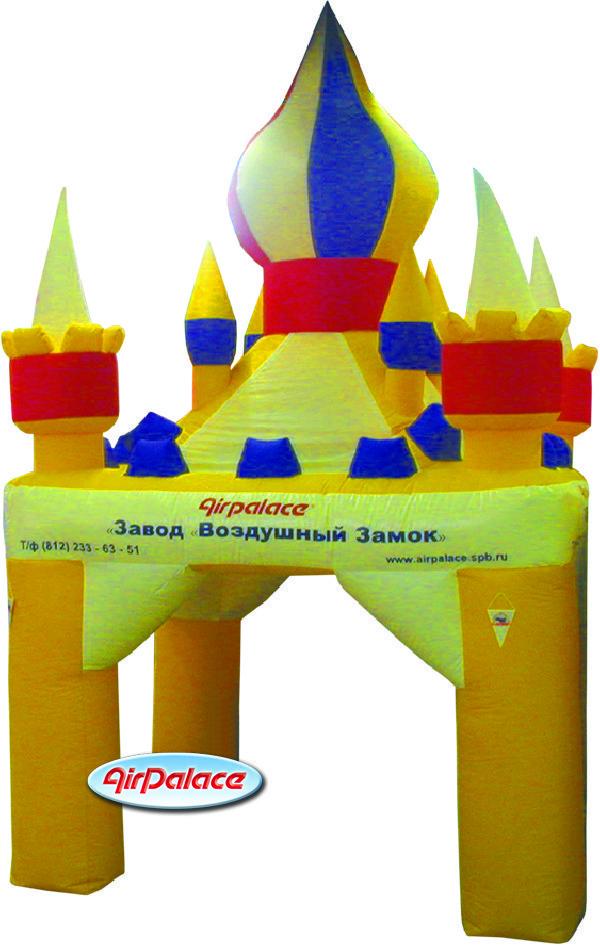 Пневмостенд Замок