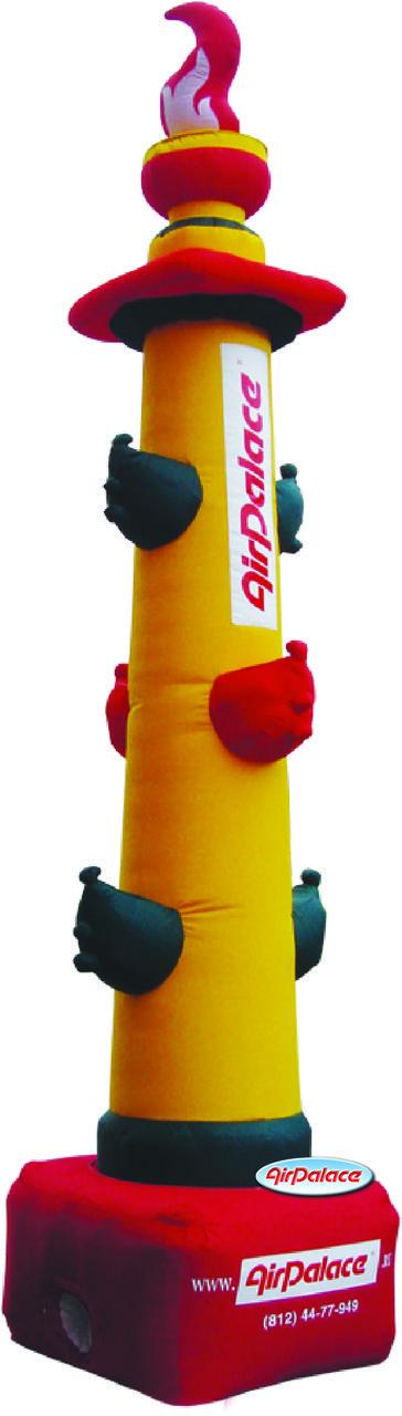 Надувная фигура Ростральная колонна 3 м