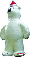 Надувная фигура Медведь 6 м