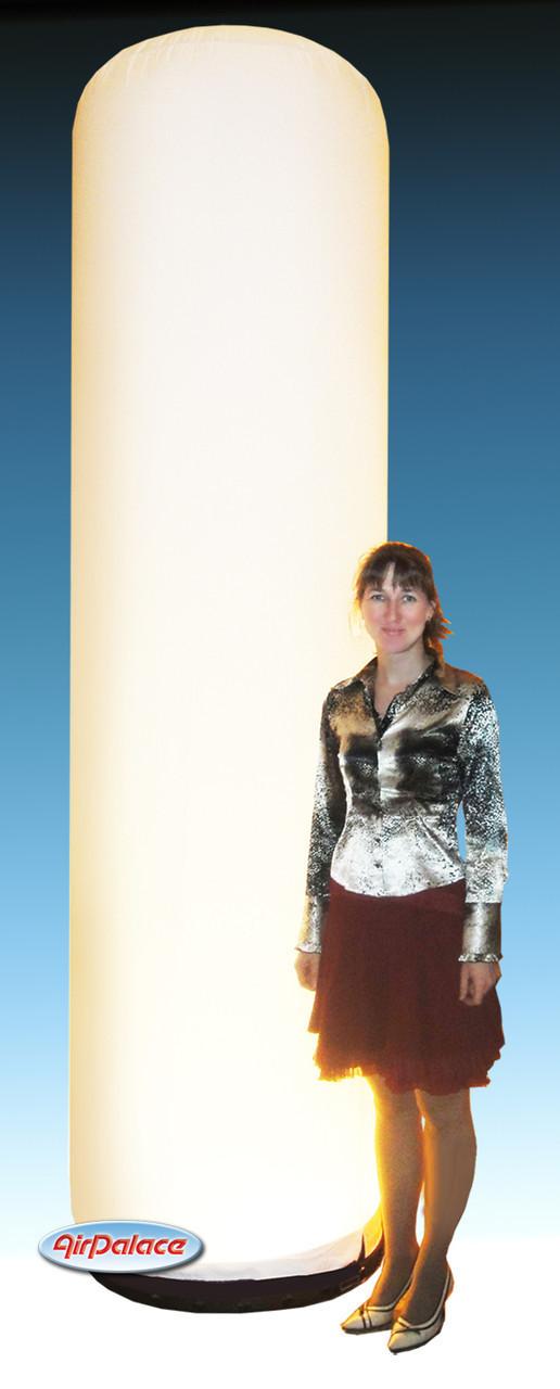 Надувная фигура Столб с подсветкой 3 м