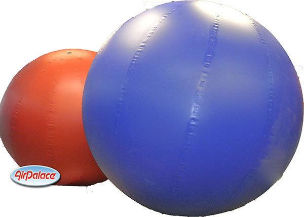 Шар герметичный надувной спортивный большой 2 м