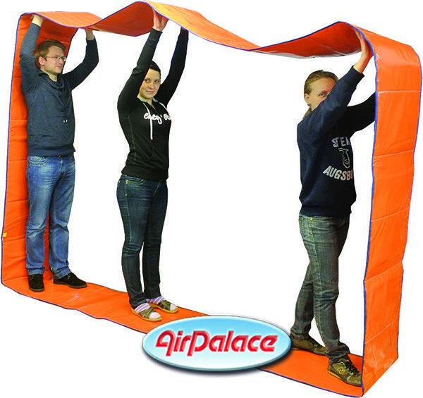 Движущийся квадрат мягкий для спортивных игр 9,1 м, ширина 0,5 м