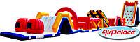 Вега - надувная полоса препятствий 31,8*6,5*3,2 м