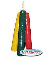 Бита подвесная для спортивных мероприятий диаметр 0,15 м, высота 0,9 м