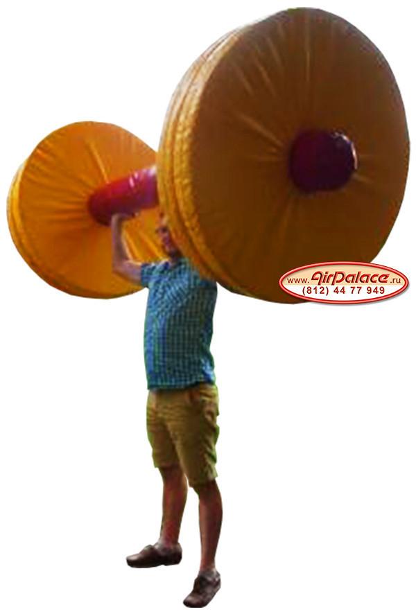 Атлет - спортивный элемент 1,5 м