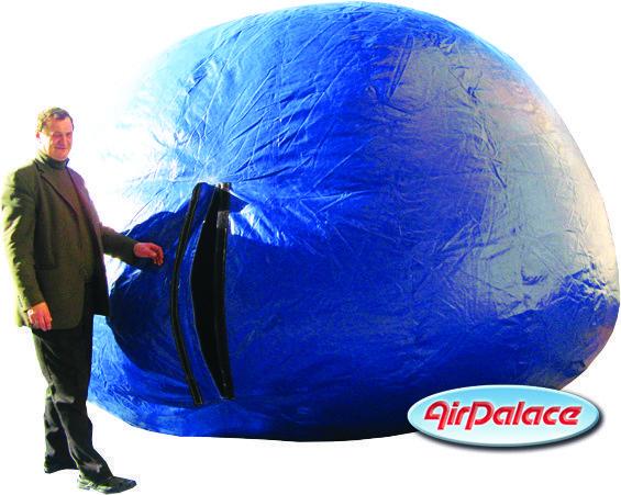 Надувная фигура Школьный планетарий 4 м, высота 2,6 м