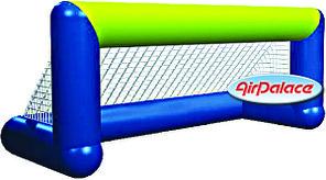 Водный аттракцион Футбольные ворота 1,4*2,5*1,4 м
