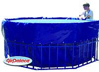 Надувной бассейн для дачи 3 м, высота 1,2 м