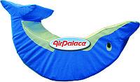 Дельфин - мягкая безопасная качалка для детей 1,2*0,4*0,7 м