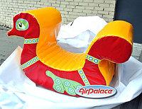 Дракон - мягкая безопасная качалка для детей 1,2*0,4*0,7 м