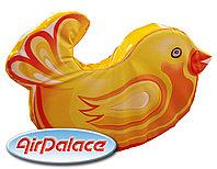 Качалка Цыпленок - безопасная мягкая детская 0,7*0,1*0,35 м