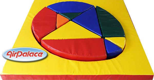 Колумбово яйцо - мягкая головоломка 1,5*1,5*0,1 м